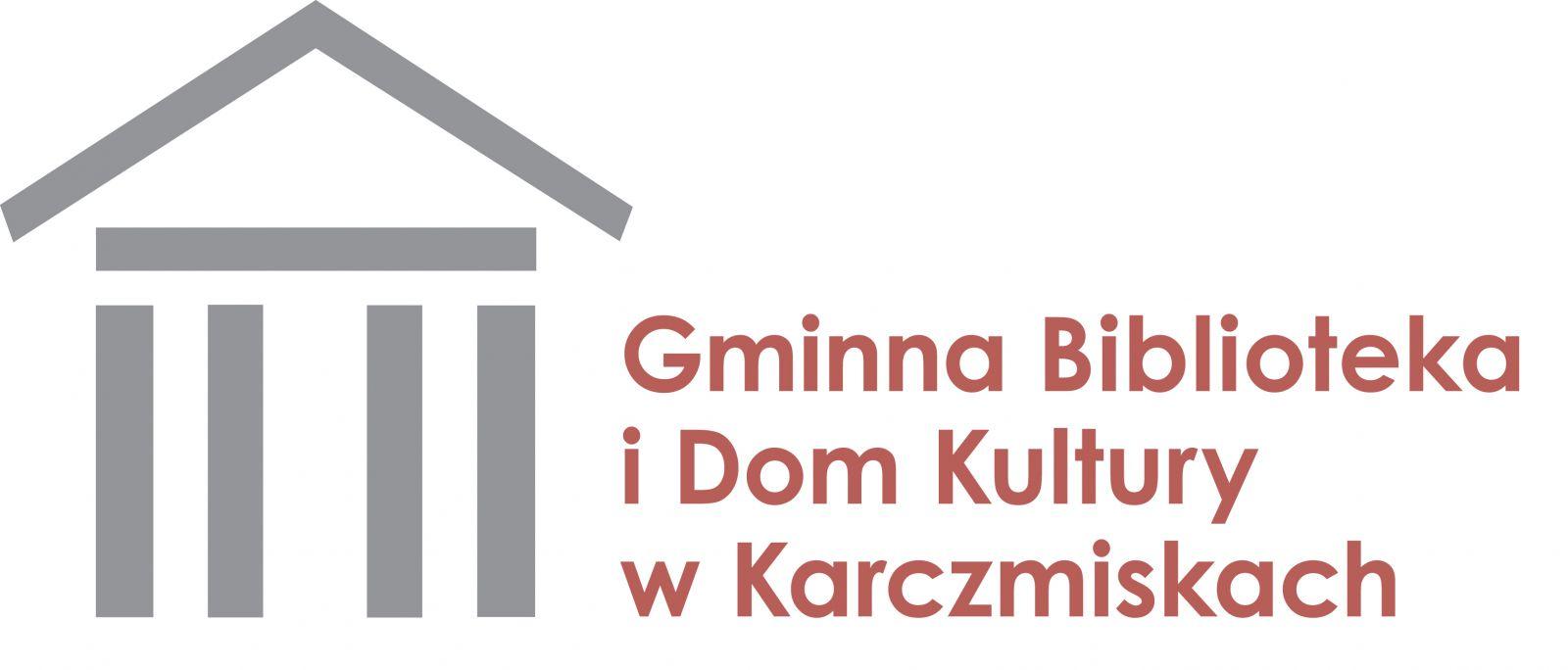 Strona Gminnej Biblioteki i Domu Kultury w Karczmiskach