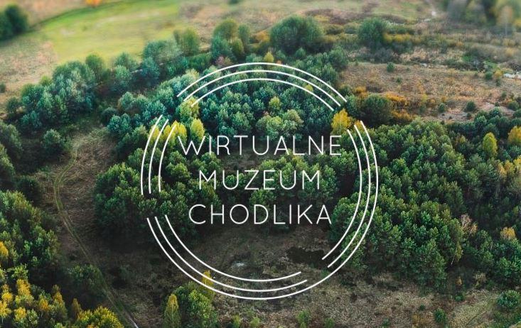Strona internetowa Wirtualnego Muzeum w Chodliku